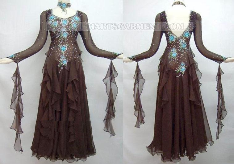 Vestido de Latinas feito à medida,Vestidos de Danças de Salão à venda