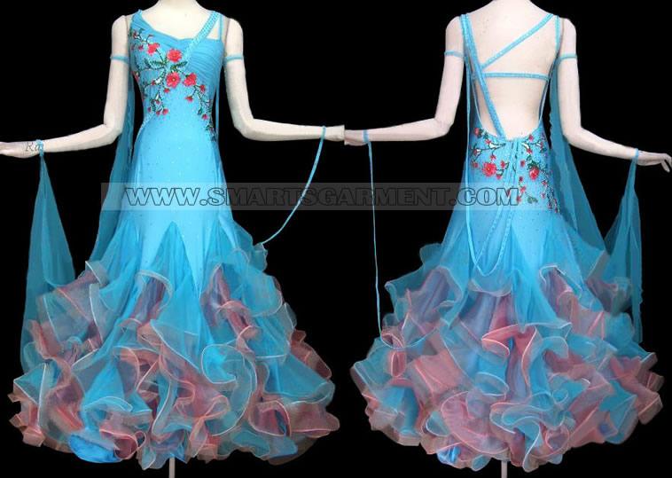 Vestido de Latinas,Dança de salão – vestido de modernas