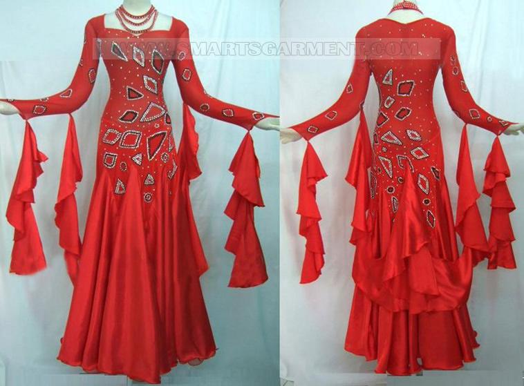 Купить Платье Для Спортивных Танцев Для Девочки