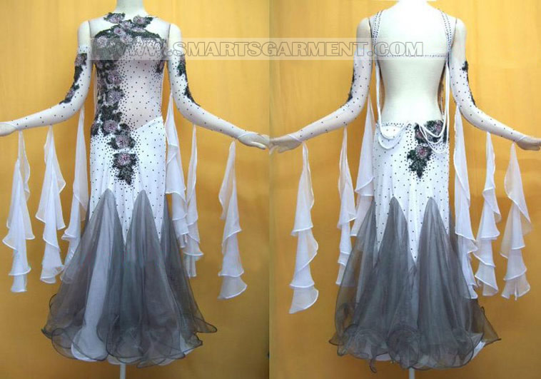 Платья для европейских танцев