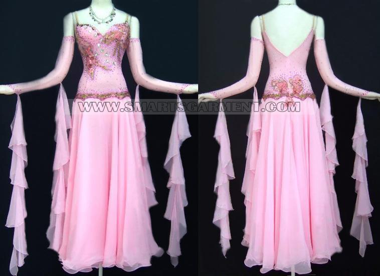 бальные платья стандарт,Танцевальный костюм