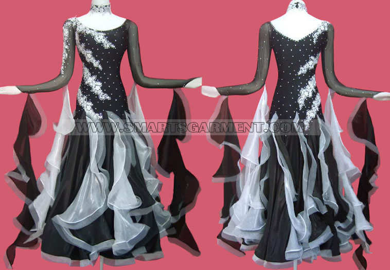 Одежда для бальных танцев европейской программы,Танцевальный костюм